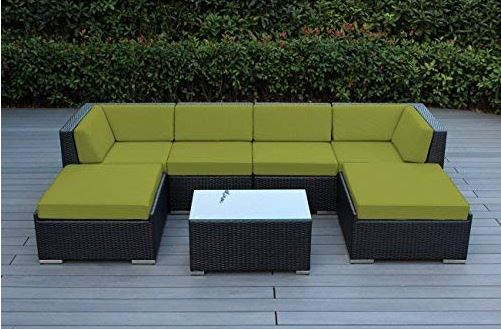 ohana furniture tropical outdoor sectional